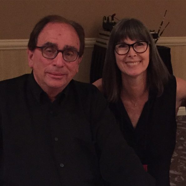 R. L. Stine and me at StokerCon 2016
