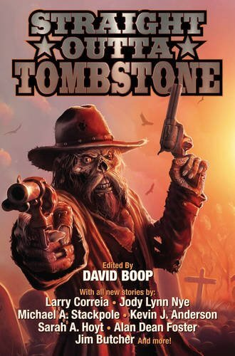 Book cover image for Straight Outta Tombstone